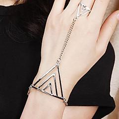 preiswerte Armbänder-Damen Ring-Armbänder - Armbänder Gold / Silber / Bronze Für Party / Alltag / Normal