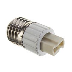 e27 - g9 led-lamppu liitinadapteri korkealaatuinen valaistuslaite