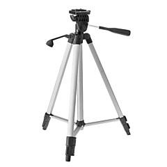 お買い得  カメラ用三脚&アクセサリー-微風WT-330A 3 - 第カメラの三脚(シルバー+ブラック)