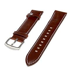 preiswerte Herrenuhren-Uhrenarmbänder Leder Uhren Zubehör 0.01 Gute Qualität