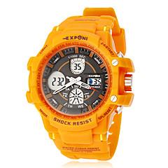 cheap Watch Deals-Men's Digital Digital Watch Wrist Watch Sport Watch Casual Watch Multifunction Watch Alarm Calendar / date / day Chronograph Electro