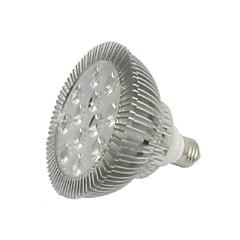 hesapli LED Işık Ampulleri-840-1080 lm E26/E27 LED Spot Işıkları PAR38 12 led Kısılabilir Sıcak Beyaz Doğal Beyaz AC 100-240V AC 85-265V V