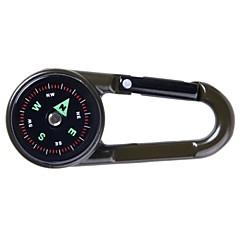 Avainkotelot Kompassit Lämpömittari Navigaatio Selviytyminen Muovi