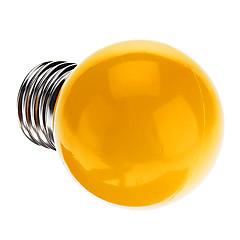 preiswerte LED-Birnen-0.5W 50 lm E26/E27 LED Kugelbirnen G45 7 Leds Dip - Leuchtdiode Dekorativ Gelb Wechselstrom 220-240V