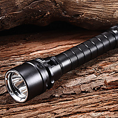 Diving Flashlights/Torch LED 3600 lm 1 Mode Cree XM-L2 U2 Rechargeable Waterproof for Multifunction Batteries not included