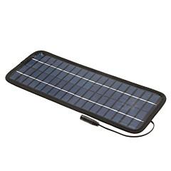 Недорогие Автоэлектроника-12V 4.5W Высокое качество Солнечная Автомобильное зарядное устройство