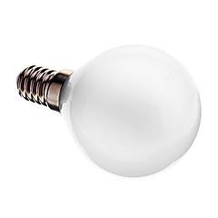 preiswerte LED-Birnen-E14 LED Kugelbirnen G45 25 Leds SMD 3014 Dekorativ Warmes Weiß 180-210lm 2700-3200K AC 220-240V