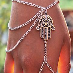 preiswerte Armbänder-Damen Bettelarmbänder / Ring-Armbänder - Personalisiert, Quaste, Europäisch Armbänder Silber Für Party / Alltag / Normal
