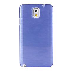 billige Galaxy Note 3 Etuier-Crystal Metal Design PC materal Taske til Samsung Galaxy Note3 (assorterede farver)