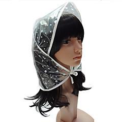 Rainhat防水ハット再利用可能な帽子