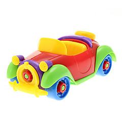 abordables Puzzle Juguetes-Coches de juguete Divertido El plastico Clásico Piezas Chico Niños Regalo