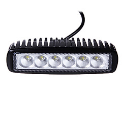 abordables Iluminación para Vehículos Industriales-Bombillas 18W LED de Alto Rendimiento 2650lm LED Luz de Trabajo
