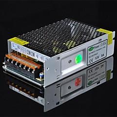 お買い得  LED ストリングライト-60w 12v 5a電源ドライバ/ LEDストリップライト用スイッチ - 銀