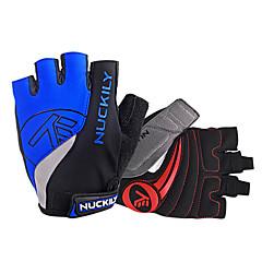Nuckily Rękawiczki sportowe Rękawiczki rowerowe Odblaskowy Zdatny do noszenia Oddychający Wearproof Ochronne Odporny na wstrząsy Bez