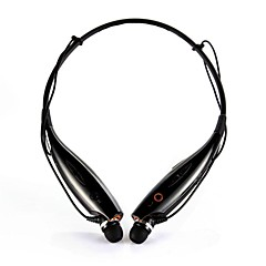 abordables Auriculares (Cuello)-En el oido Sin Cable Auriculares El plastico Deporte y Fitness Auricular Con Micrófono / Aislamiento de ruido Auriculares
