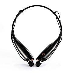 nekband stijl draadloze sport stereo bluetooth hoofdtelefoon w / mic voor iPhone 6 iphone 6 plus