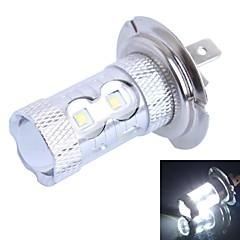preiswerte LED Autobirnen-H7 Leuchtbirnen 50W Cree 10 Nebelscheinwerfer / Scheinwerfer Für