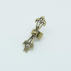 preiswerte Ohrringe-Damen Ohr-Stulpen - Silber / Bronze Für Hochzeit / Party / Alltag