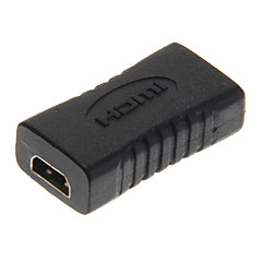 preiswerte Kabel & Adapter-High-Speed ​​Micro-HDMI-Buchse auf Micro-HDMI-Buchse schwarz-Adapter