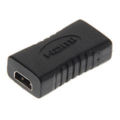 preiswerte Kabel & Adapter-High-Speed Micro-HDMI-Buchse auf Micro-HDMI-Buchse schwarz-Adapter