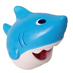 Недорогие Аксессуары для мелких животных-ПЭТ-ссылка хомяк акула модель дом