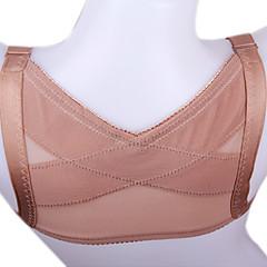 voorkomen bultrug hoge elastische dame borst brace support band houding corrector x typt terug schouder vest koffie ny062