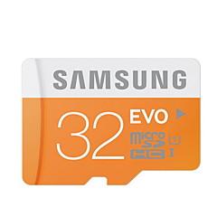 abordables Accesorios para Ordenador-SAMSUNG 32GB Tarjeta TF tarjeta Micro SD tarjeta de memoria UHS-I U1 Clase 10 EVO