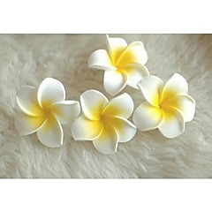 billige Hårsmykker-Dame Pige Blomster Boheme stil Elegant Smuk Sød Hårklemme Hårclips - Stof Blomst