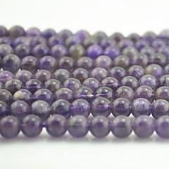 Χαμηλού Κόστους Χάντρες και κατασκευή κοσμημάτων-DIY Κοσμήματα 65PC/BAG Χάντρες κιτ Ημιπολύτιμος Λίθος Χάντρα 0.6 cm DIY Βραχιόλια Κολιέ