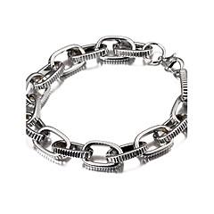 Недорогие Браслеты-ширина 1 см, посеребренные моды популярных дешевых полоса резные браслет Фигаро цепи