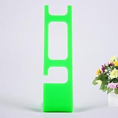 お買い得  ジュエリー用パッケージ&ディスプレイ-ジュエリーディスプレイ - 樹脂 ファッション ブラック, ホワイト, クリァ 10.5 cm 5 cm 3 cm / 女性用