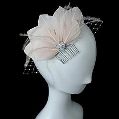 Γυναικείο Φτερό Headpiece-Γάμος Ειδική Περίσταση Διακοσμητικά Κεφαλής