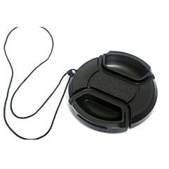 כובע dengpin® 40.5mm מצלמה עדשה לNEX-5T NEX-5R NEX-3 יד A6000 a5100 A5000 עם 16-50mm עדשת sony + חבל רצועת בעל