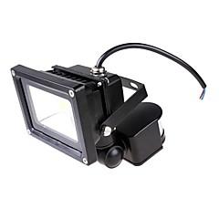 tanie Oświetlenie zewnętrzne-900 lm Reflektory LED 1 Diody lED High Power LED Sensor Czerwony Niebieski Zielony AC 85-265V V