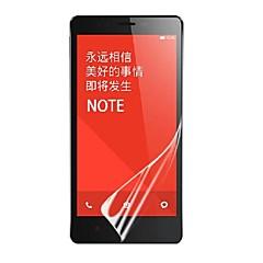 Недорогие Защитные плёнки для экранов Xiaomi-Защитная плёнка для экрана XIAOMI для PET 1 ед. Ультратонкий