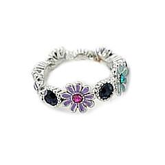 preiswerte Ringe-Damen Statement-Ring - Krystall, Aleación Modisch Verstellbar Silber / Golden Für Hochzeit Party Alltag