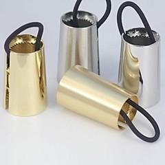 z&x® európai stílusú szerződött kúpos haj nyakkendő (2 szín közül: arany, ezüst)