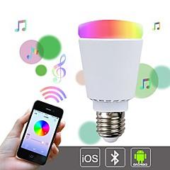 お買い得  LED 電球-H +ルクス™は、スマート電球を変えるA65 E27 10ワット51x5630smd 850lm 3000-6000k rgbcw bluetoothのコントロールカラー(ac85-265v)を導いた