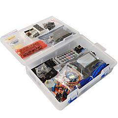 お買い得  アクセサリー-マイコン開発タイプ-B(Arduinoのための)のための実験キット(公式(Arduinoのための)ボードで動作します)
