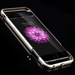 rjust elegancki design z ramą ze stopu aluminium zderzaka dla iPhone 6 plus (różne kolory)