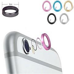 economico Custodie per iPhone-protezione dell'obiettivo del telefono in metallo per iPhone 6 più (colori assortiti)