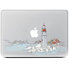 tanie Akcesoria do MacBooka-1 szt. Naklejka na Odporne na zadrapania Krajobraz Wzorki MacBook Air 13'