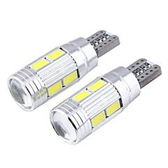 cheap -SO.K T10 Light Bulbs SMD 5730 300lm