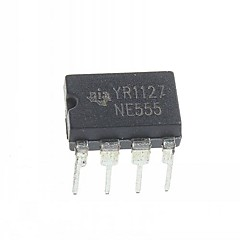 dip-8 circuite integrate NE555 ic (10pcs)