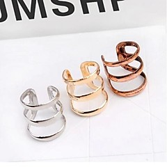 Women's Ear Cuffs Costume Jewelry Vintage Simple Style Alloy Jewelry Jewelry For Wedding Party Daily Casual