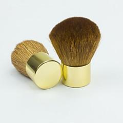 1pcs goud stofborstel gezicht make-up nail art cosmetisch hulpmiddel