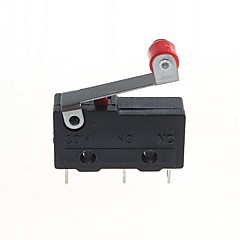 전자 DIY를위한 마이크로 스위치 (2 개 팩)