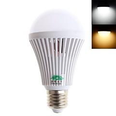 preiswerte LED-Birnen-3000-3500/6000-6500 lm E26/E27 LED Kugelbirnen G60 20 Leds SMD 2835 Dekorativ Warmes Weiß Kühles Weiß Wechselstrom 220-240V