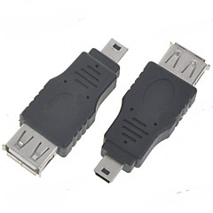 preiswerte Kabel & Adapter-minismile ™ Mini-USB-On-the-go-Wirts-OTG-Adapter (2-Pack)