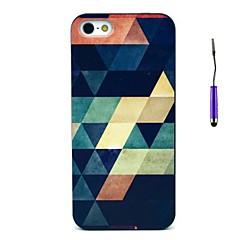 Na Etui iPhone 7 / Etui iPhone 7 Plus / Etui iPhone 6 / Etui iPhone 6 Plus / Etui iPhone 5 Wzór Kılıf Etui na tył Kılıf Geometryczny wzór